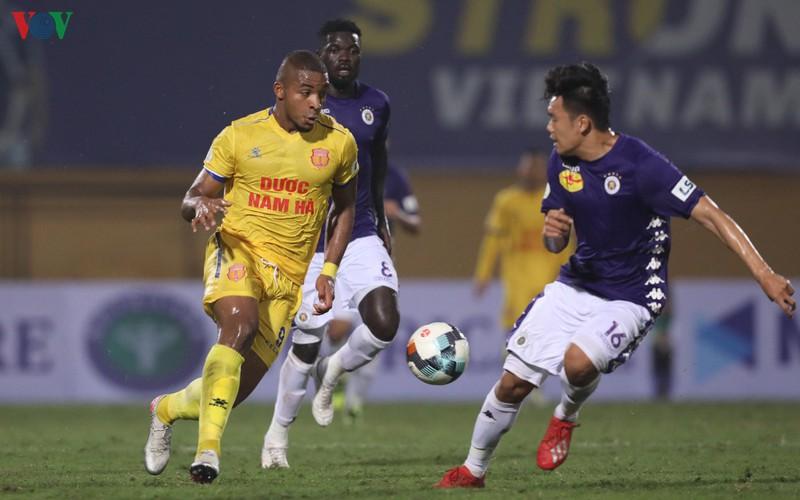 V-League 2020: Niềm riêng của Hà Nội FC và Sài Gòn FC