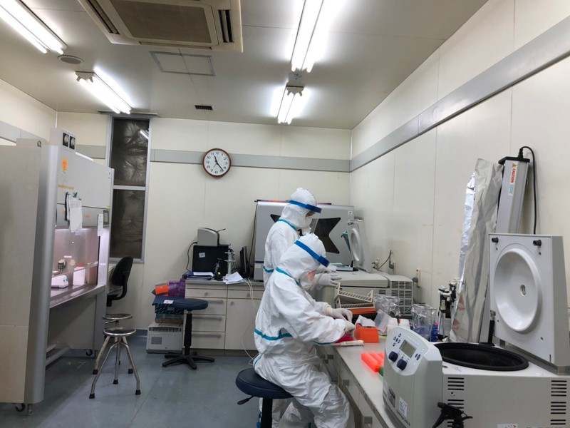 Kit test nhanh khác kit PCR thế nào?