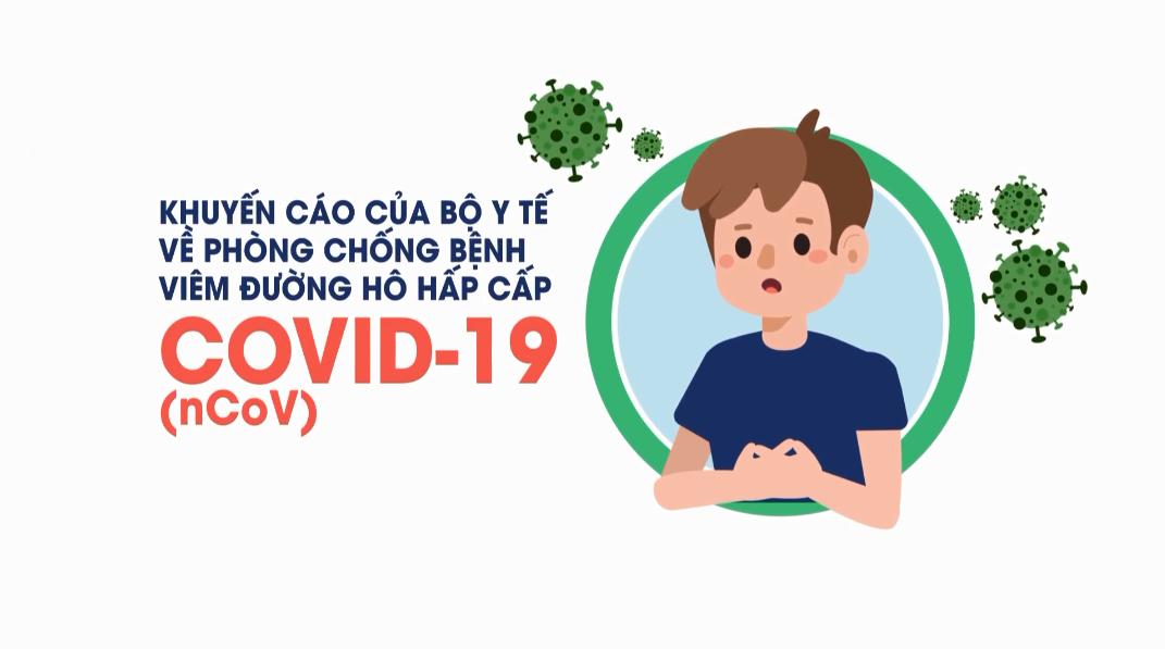Hướng dẫn phòng dịch bệnh Covid – 19