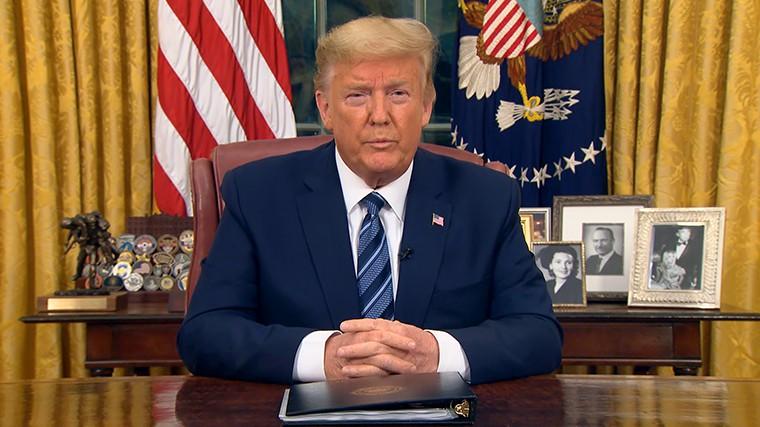 """Trump """"tự tin"""" rằng Mỹ sẽ """"nhanh chóng đánh bại"""" Covid-19"""