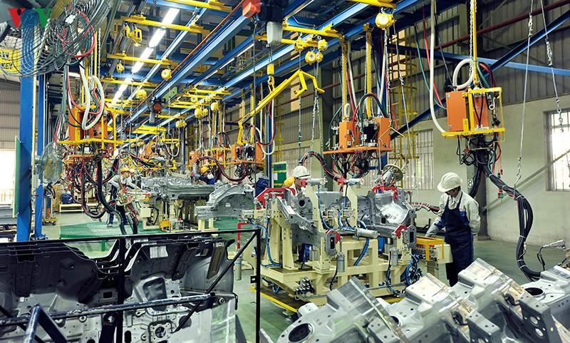 Vốn đầu tư nước ngoài vào Việt Nam giảm mạnh trong quý 1/2020