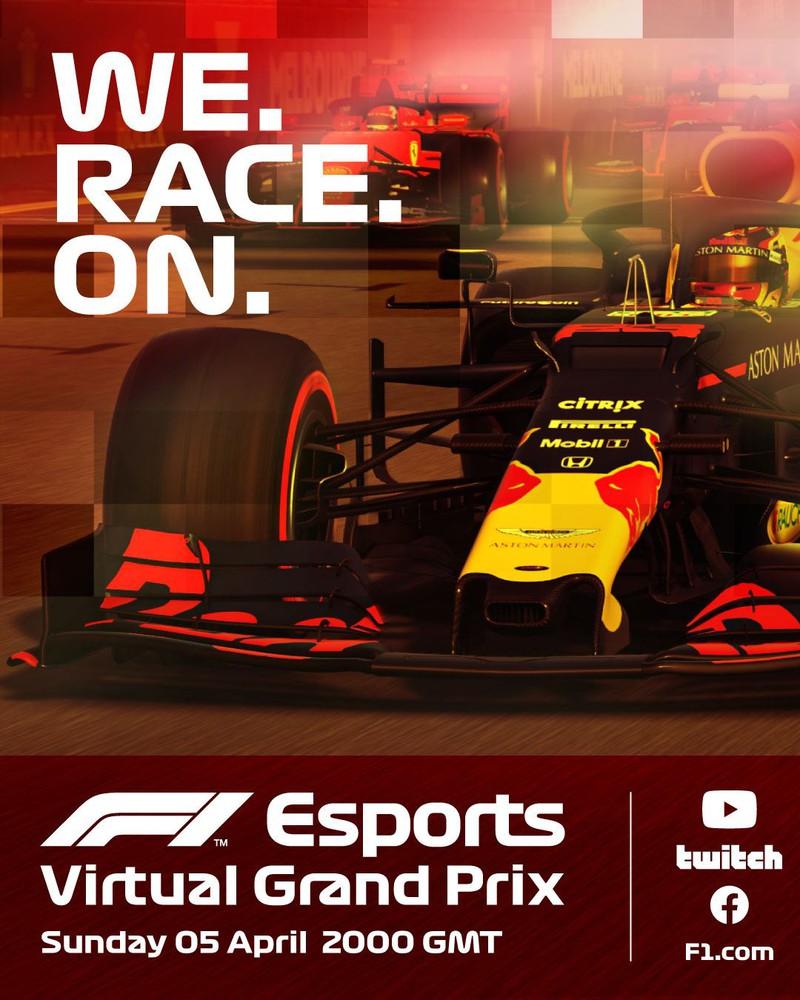 Chặng đua F1 Việt Nam diễn ra đúng ngày 5/4 nhưng chỉ là đua… ảo