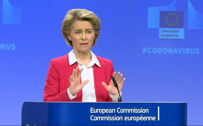 Chủ tịch EC quan ngại về luật khẩn cấp chống dịch Covid-19 tại Hungary