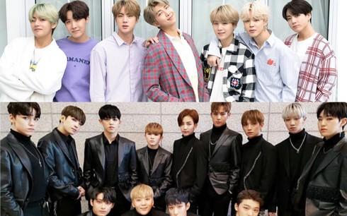 Nhóm nhạc SEVENTEEN, NU'EST chính thức về chung một nhà với BTS