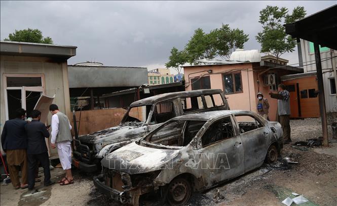 Đánh bom xe tại Afghanistan, ít nhất 7 người thiệt mạng