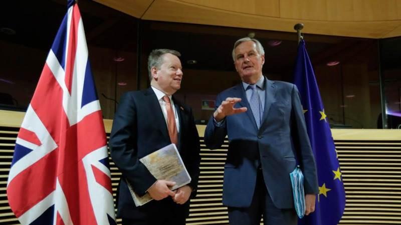 """""""Anh sẽ đổ lỗi cho Covid-19 vì những đổ vỡ của đàm phán hậu Brexit"""""""