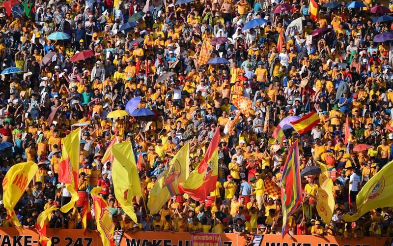Quy định khắt khe dành cho các CĐV vào sân xem trận Nam Định – HAGL