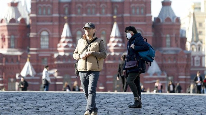 Cập nhật Covid-19: Nga trở thành ổ dịch lớn thứ 2 thế giới