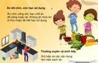 Ngăn ngừa ngộ độc thực phẩm mùa nắng nóng