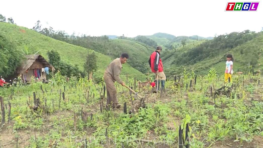 Cấp giấy chứng nhận quyền sử dụng đất cho người dân xã Hà Đông, huyện Đak Đoa