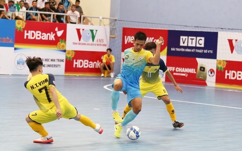 Vòng loại giải futsal HDBank VĐQG: Sức trẻ lan tỏa