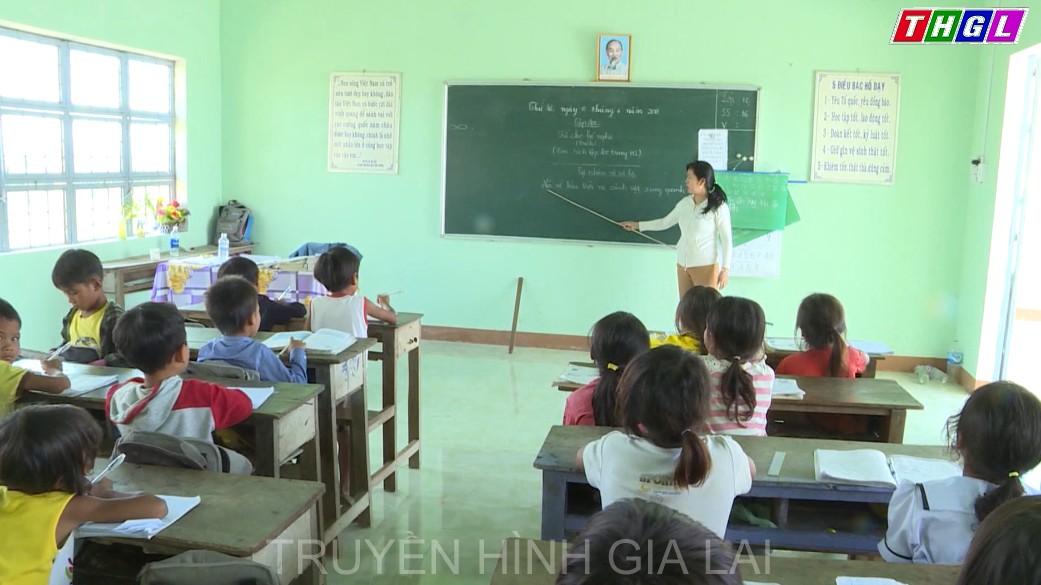 Gia Lai tiến hành dạy tiếng DTTS theo Chương trình tổng thể của Bộ GD&ĐT