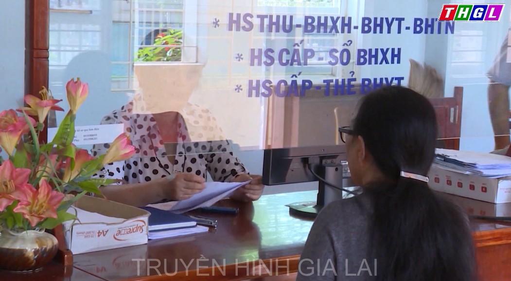 Số người tham gia BHYT trên địa bàn tỉnh 6 tháng đầu năm 2020 tăng 2,2% so với cùng kỳ năm 2019