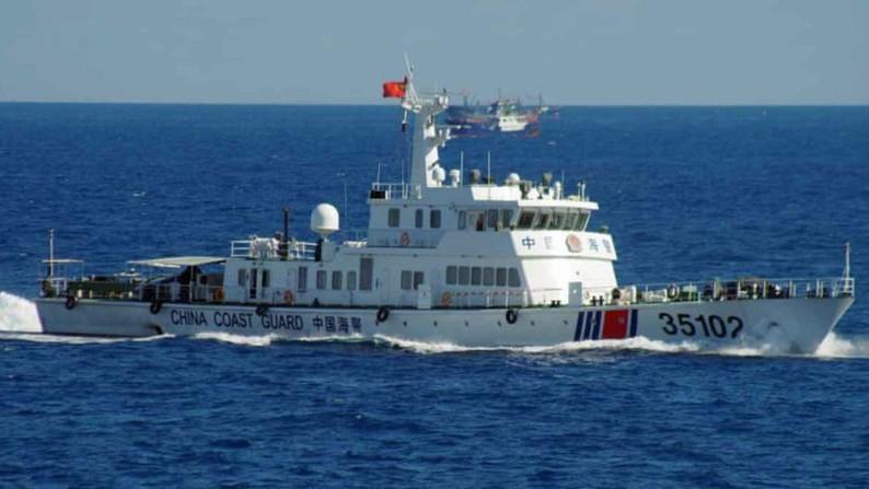 Mỹ: Trung Quốc diễn tập ở Biển Đông hòng khẳng định chủ quyền phi pháp