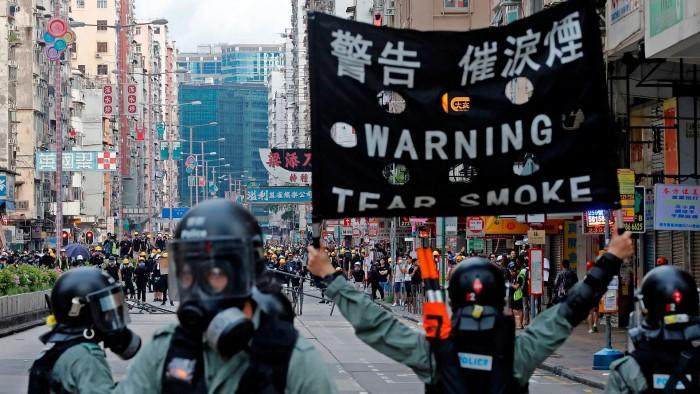 Mỹ và Trung Quốc leo thang căng thẳng vì Luật an ninh Hong Kong