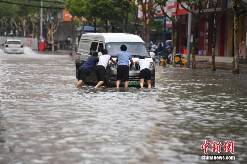 Miền Nam Trung Quốc sẽ hứng chịu đợt mưa lớn mới từ ngày 4/7