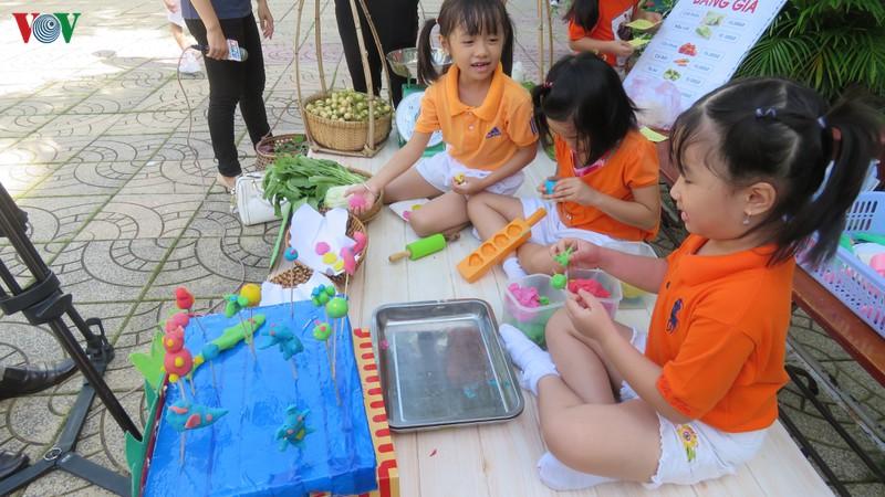 """Hành trình 5 năm xây dựng môi trường mầm non """"lấy trẻ làm trung tâm"""""""
