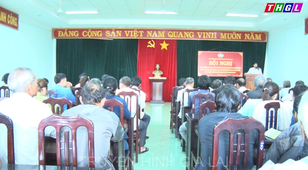 Hội nghị nâng cao năng lực cho cán bộ cơ sở