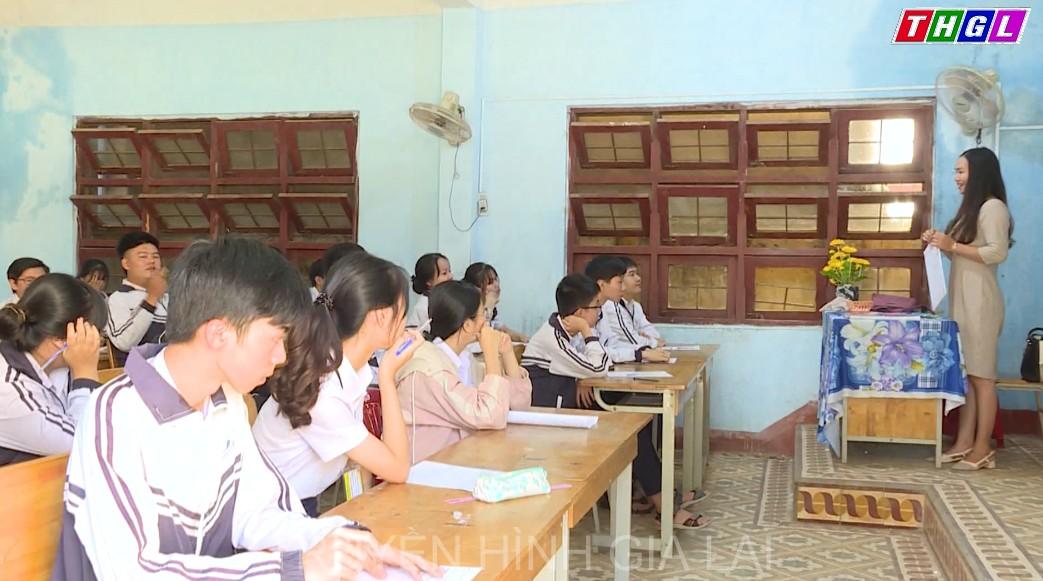 Thành phố Pleiku: Trên 3 ngàn học sinh lớp 9 phải thi lại môn Ngữ Văn do bị lộ đề