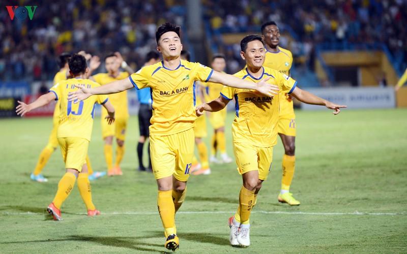 SLNA đề nghị kết thúc V-League 2020, trao chức vô địch cho Sài Gòn FC