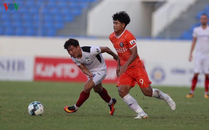 Hoãn vòng 12 V-League 2020 để phòng chống dịch Covid-19