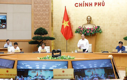 Thủ tướng: Bí thư, Chủ tịch địa phương phải ra tay, hệ thống chính trị vào cuộc, người dân phải cảnh giác