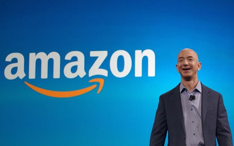 Tài sản của CEO Amazon sắp cán mốc 200 tỷ USD
