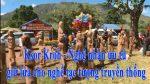 Ksor Kroh - Nghệ nhân ưu tú giữ lửa cho nghề tạc tượng truyền thống