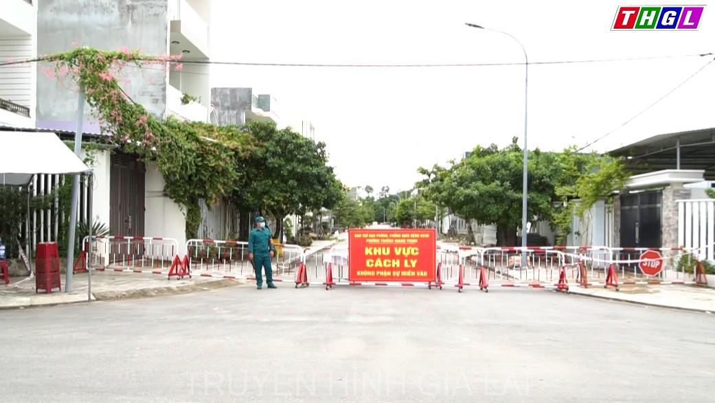 Thành phố Quảng Ngãi cách ly 187 nhân khẩu liên quan đến bệnh nhân 572