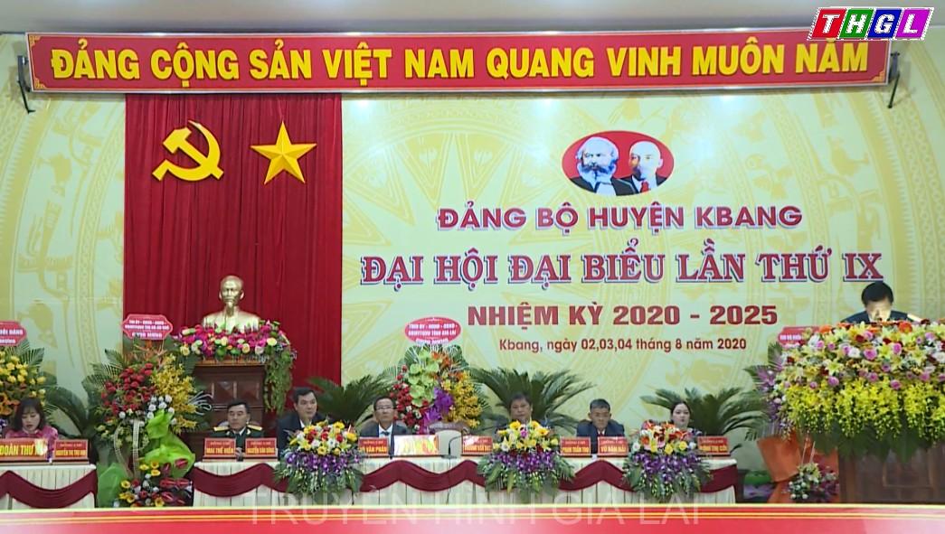 Đồng chí Trương Văn Đạt tái đắc cử chức danh Bí thư Huyện ủy Kbang khóa IX, nhiệm kỳ 2020 – 2025