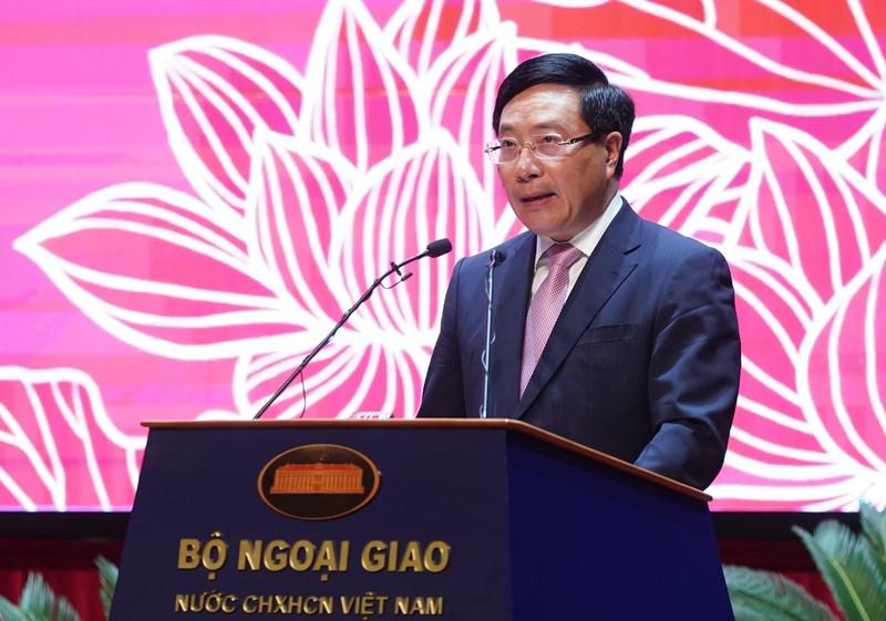 Ngoại giao Việt Nam: 75 năm đồng hành cùng dân tộc, phụng sự Tổ quốc