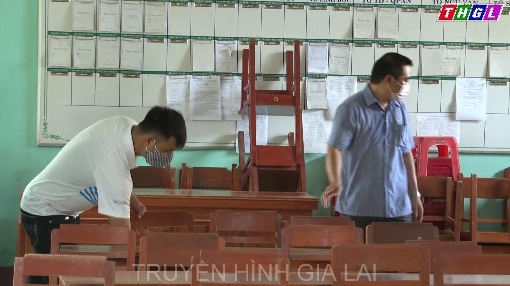 Quảng Ngãi – Các điểm thi tốt nghiệp THPT chuẩn bị đón thí sinh