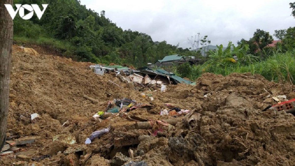 Sau mưa lớn, nguy cơ sạt lở, lũ ở các tỉnh miền núi phía Bắc