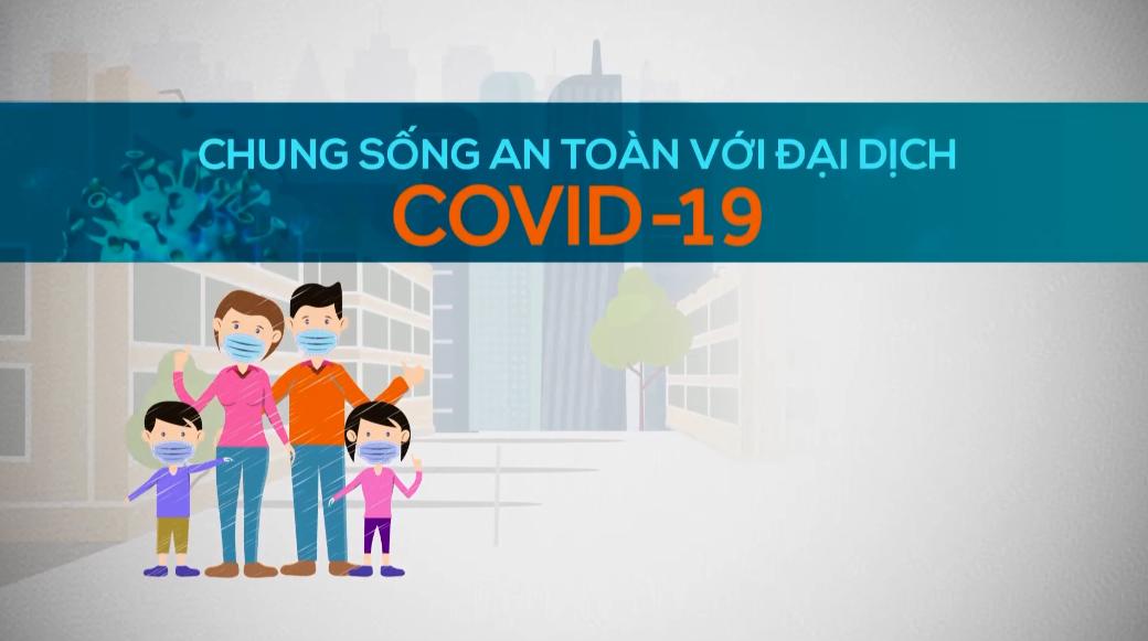 5K chung sống an toàn với bệnh dịch Covid 19