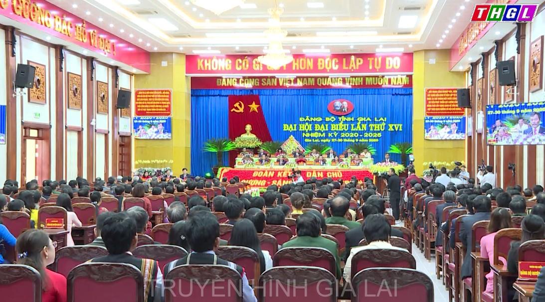 Nhìn lại Đại hội đại biểu Đảng bộ tỉnh lần thứ XVI, nhiệm kỳ 2020-2025