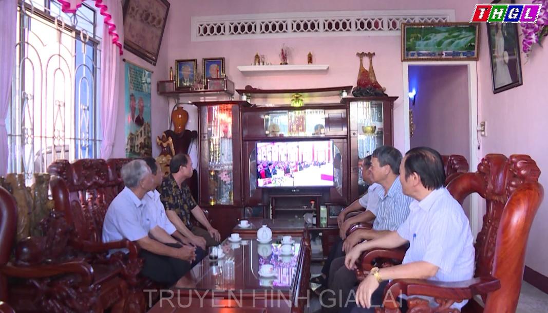 Cán bộ, đảng viên và các tầng lớp Nhân dân trên địa bàn tỉnh bày tỏ niềm vui mừng về sự thành công của Đại hội đại biểu Đảng bộ tỉnh lần thứ XVI (nhiệm kỳ 2020-2025)