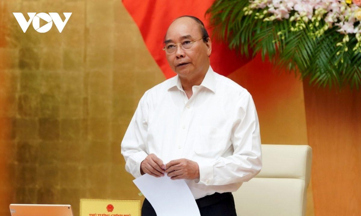 Thủ tướng: Nếu quyết tâm, GDP năm nay có thể tăng trưởng 2-3%