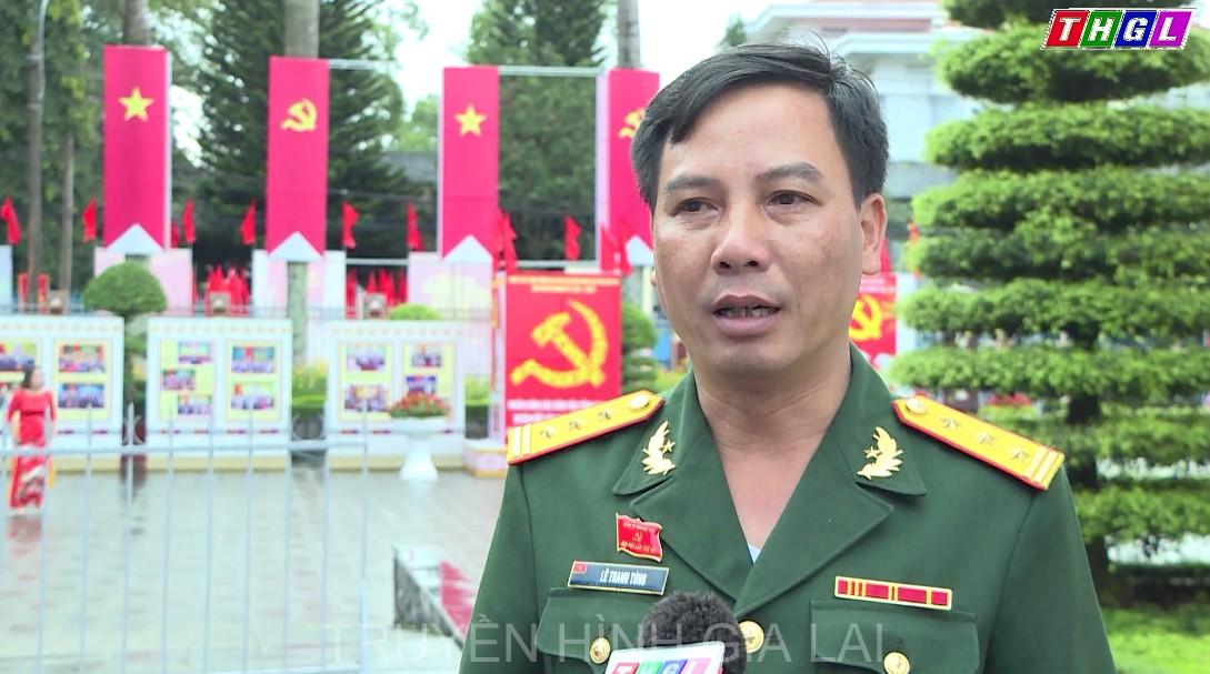 Đại biểu phấn khởi trước thành công của Đại hội đại biểu Đảng bộ tỉnh Gia Lai lần thứ XVI, nhiệm kỳ 2020-2025
