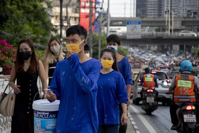 Thái Lan ghi nhận ca nhiễm trong cộng đồng sau 100 ngày