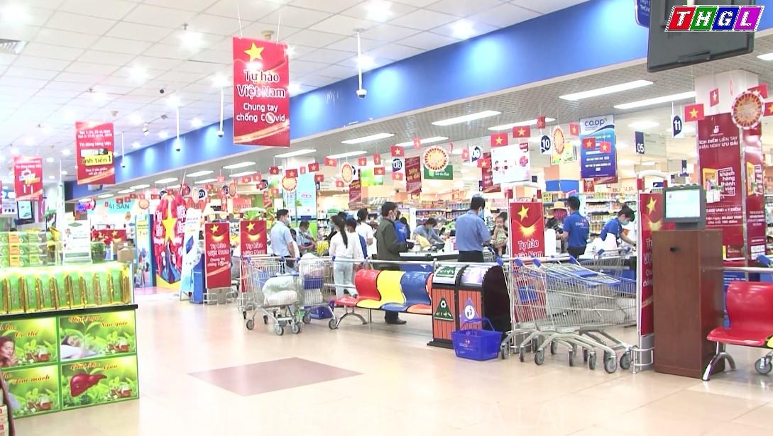 Tổng mức bán lẻ hàng hóa và doanh thu dịch vụ trên địa bàn tỉnh 9 tháng năm 2020 tăng 1,91% so với cùng kỳ năm trước