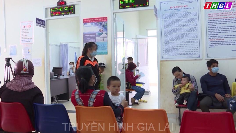 An toàn bệnh viện trong phòng chống dịch