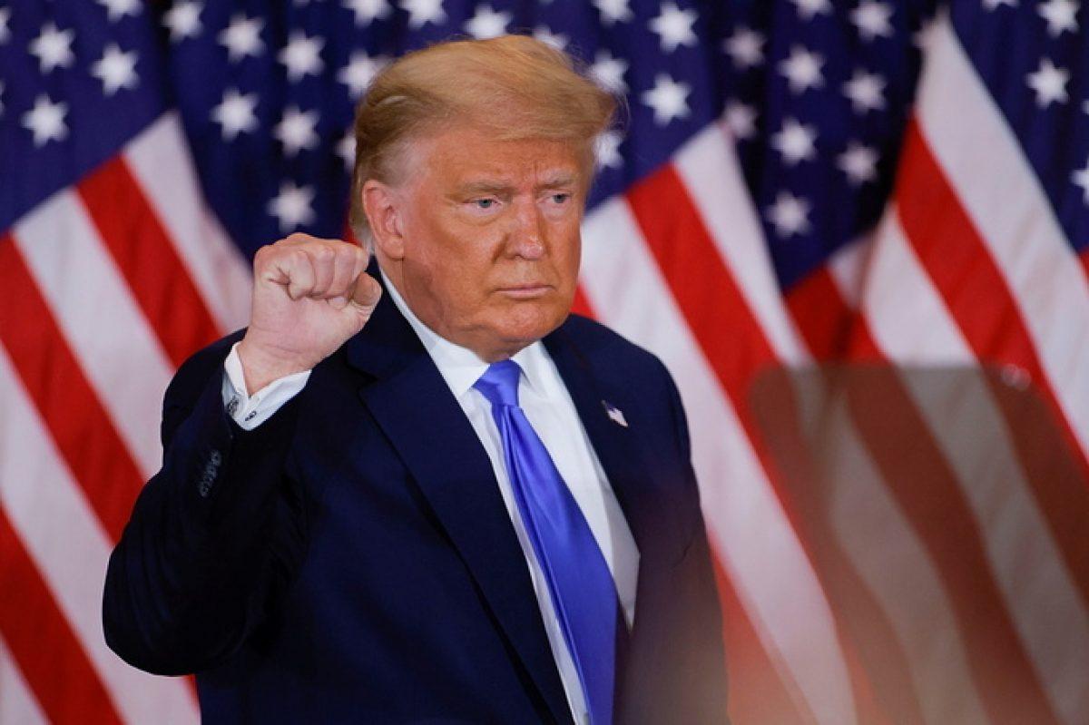 """4 bang chiến địa ông Trump """"cần phải thắng"""" hiện ra sao?"""