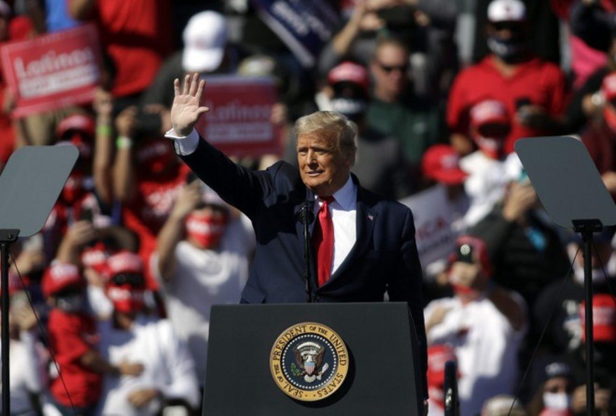 Lỗi thống kê phiếu bầu ở Arizona có giúp ông Trump có lật ngược thế cờ?
