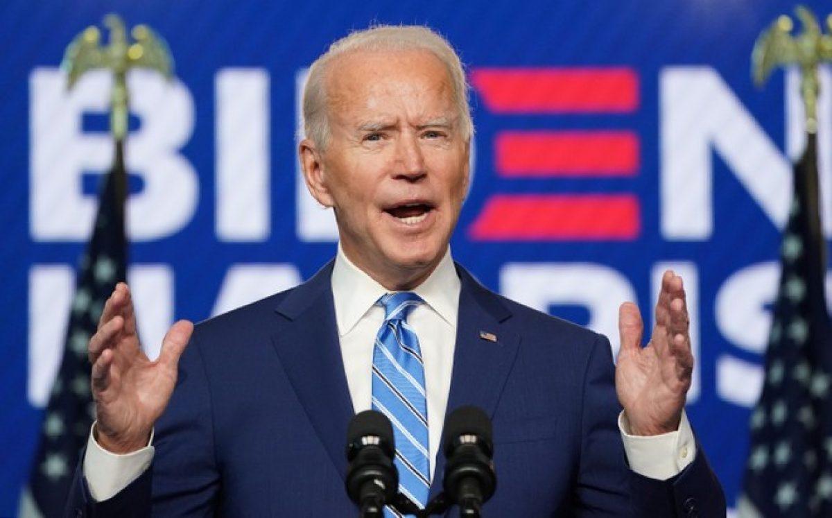 Bầu cử Mỹ: Cựu Phó Tổng thống Joe Biden tin tưởng sẽ thắng cử