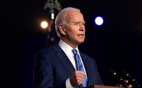 Ông Joe Biden sẽ là Tổng thống thứ 46 của nước Mỹ