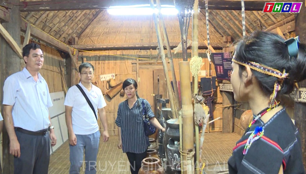 Cần tiếp tục có sự quan tâm đầu tư và liên kết để phát triển du lịch cộng đồng ở Kbang