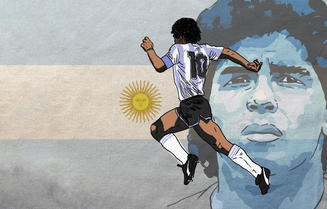 """Diego Maradona – Tiểu sử và thành tích của """"cậu bé vàng"""" Argentina"""