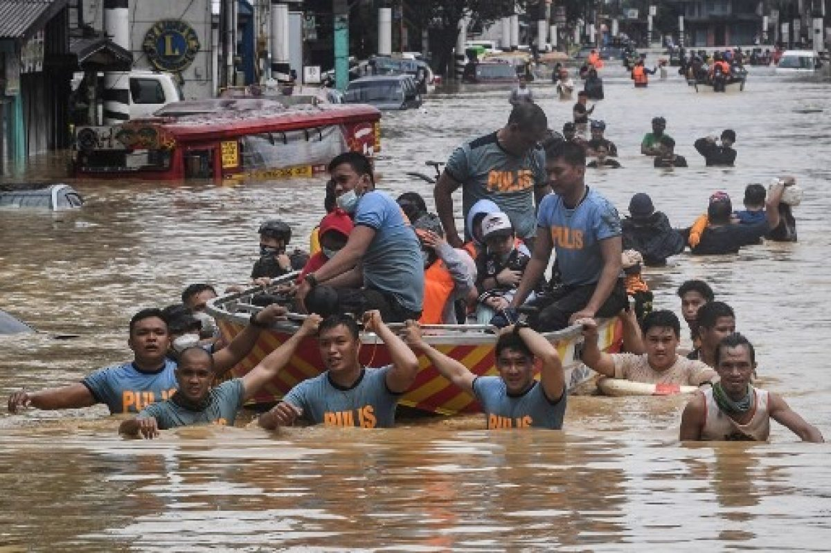 Số người chết do bão Vamco ở Phillipines tăng lên 26 người
