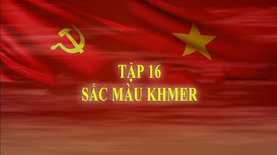 Sắc màu Khmer
