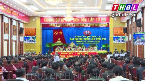 Đảng bộ Gia Lai qua các kỳ đại hội